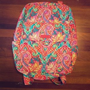 Paisley in Paradise Mini Backpack